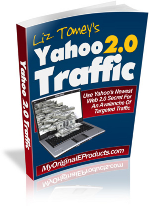 Product picture Yahoo! 2.0 Traffic