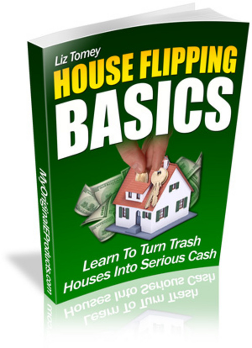 Product picture House Flipping Basics