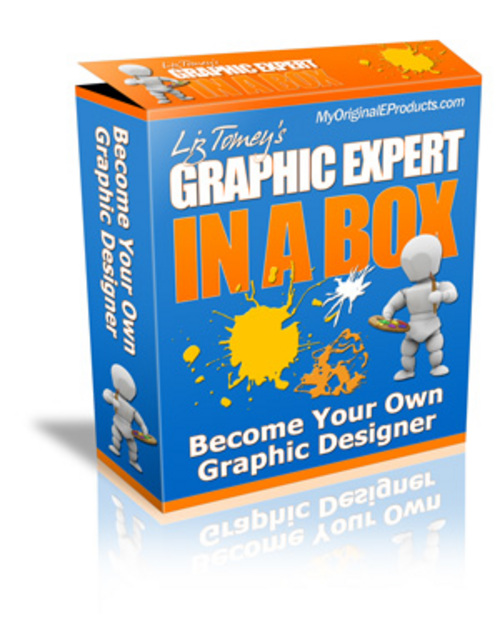 Product picture Graphic Expert in a Box