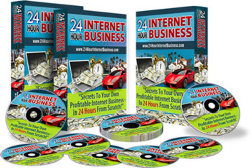 Product picture 24-Hour Internet Business